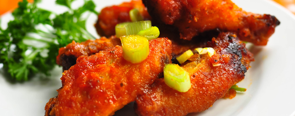 Honey Spice Chicken